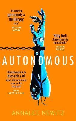 bokomslag Autonomous
