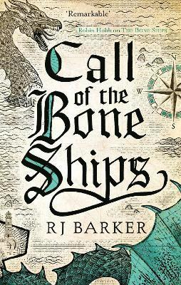 bokomslag Call of the Bone Ships: Book 2 of the Tide Child Trilogy