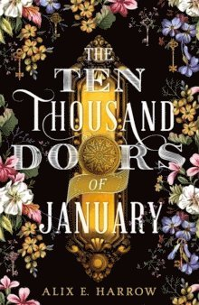 bokomslag The Ten Thousand Doors of January
