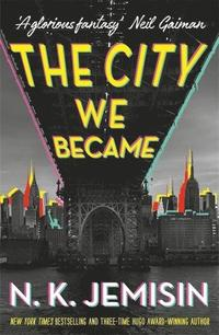 bokomslag City We Became