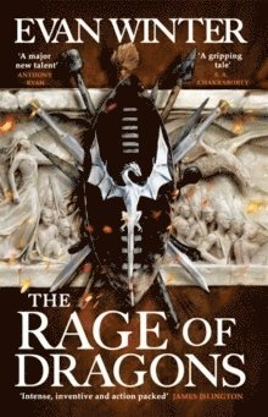 bokomslag The Rage of Dragons