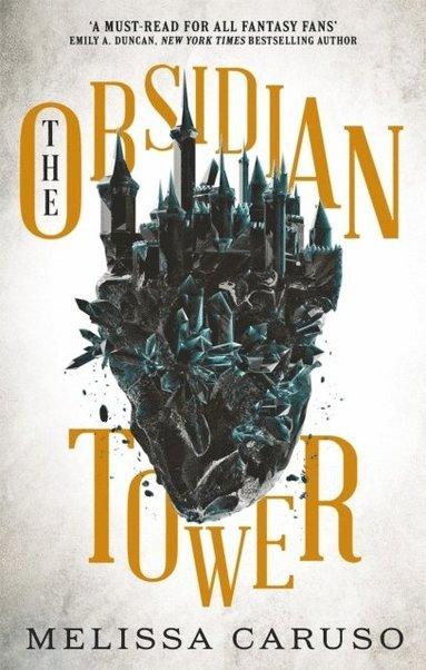 bokomslag The Obsidian Tower