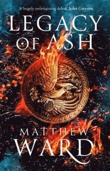 bokomslag Legacy of Ash