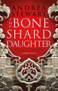 bokomslag Bone Shard Daughter