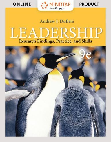 bokomslag Leadership