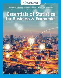 bokomslag Essentials of Statistics for Business &; Economics