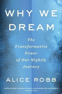 bokomslag Why We Dream: The Transformative Power of Our Nightly Journey