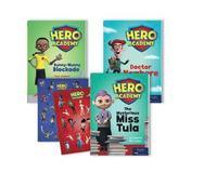 bokomslag Hero Academy Grade 3