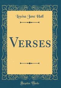 bokomslag Verses (Classic Reprint)
