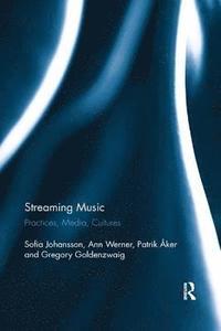 bokomslag Streaming Music