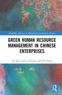 bokomslag Green Human Resource Management in Chinese Enterprises