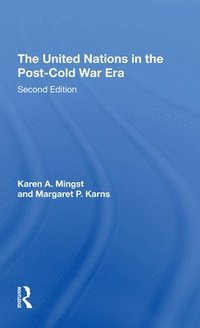 bokomslag The United Nations In The Postcold War Era, Second Edition