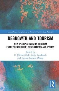 bokomslag Degrowth and Tourism