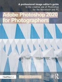 bokomslag Adobe Photoshop 2020 for Photographers