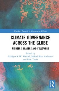 bokomslag Climate Governance across the Globe