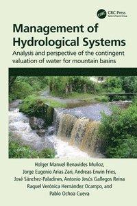 bokomslag Management of Hydrological Systems