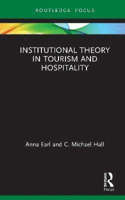 bokomslag Institutional Theory in Tourism and Hospitality