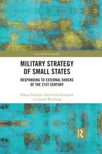 bokomslag Military Strategy of Small States