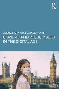 bokomslag COVID-19 and Public Policy in the Digital Age