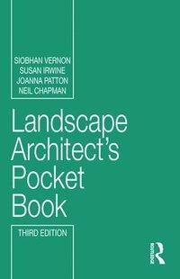 bokomslag Landscape Architect's Pocket Book