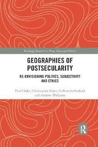 bokomslag Geographies of Postsecularity