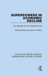 bokomslag Superpowers in Economic Decline