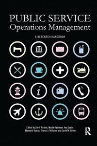 bokomslag Public Service Operations Management