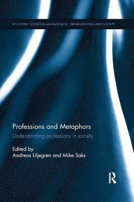 bokomslag Professions and Metaphors
