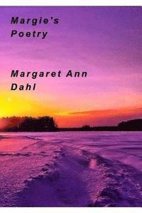 bokomslag poetry by Margie