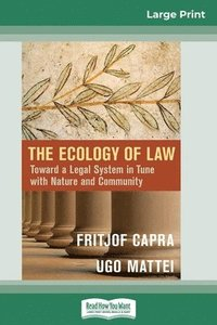 bokomslag The Ecology of Law