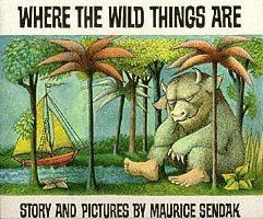 bokomslag Where The Wild Things Are