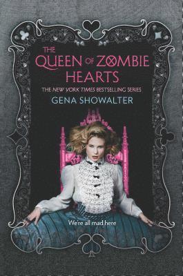 bokomslag The Queen of Zombie Hearts