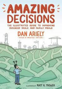 bokomslag Amazing Decisions