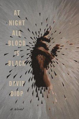 bokomslag At Night All Blood Is Black