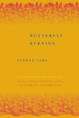 bokomslag Butterfly Burning