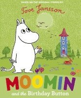 bokomslag Moomin and the Birthday Button