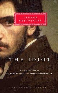 bokomslag The Idiot [With Ribbon Book Mark]