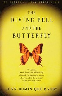 bokomslag Diving Bell And The Butterfly