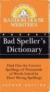 bokomslag Websters pocket bad spellers dictionary