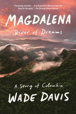 bokomslag Magdalena