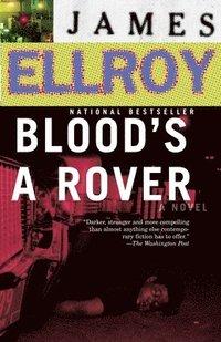 bokomslag Blood's a Rover