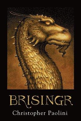 bokomslag Brisingr