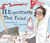 bokomslag 11 Experiments That Failed