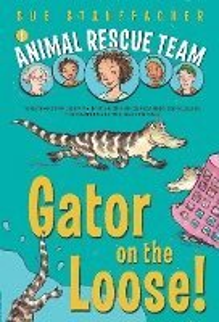 bokomslag Gator on the Loose!