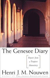 bokomslag Genesee Diary