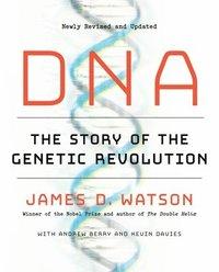 bokomslag DNA: The Story of the Genetic Revolution