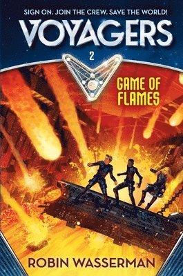 bokomslag Voyagers: Game of Flames (Book 2)