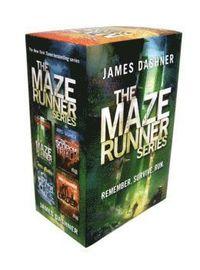 bokomslag Maze Runner Series Box Set