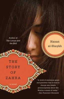 bokomslag The Story of Zahra