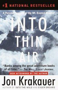 bokomslag Into Thin Air